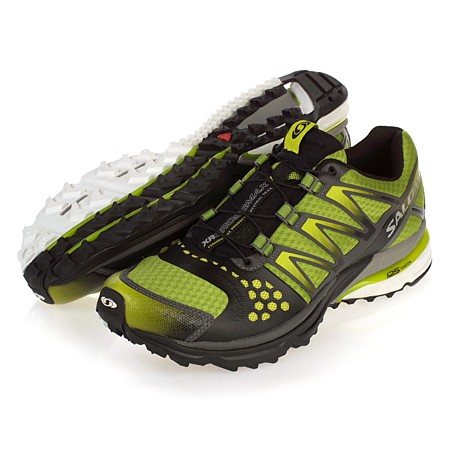 Salomon XR Crossmax Neutral Trail Running Shoes Men's (Kiwi Gree