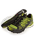 Salomon XR Crossmax Neutral Trail Running Shoes Men's (Kiwi Green / Black / Light Green)