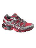 Salomon XT Wings 2 Trail Running Shoe Women's (Pale Cherry / Cherry-X / Alum.)
