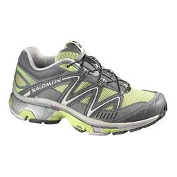 Salomon XT Wings 2 Trail Running Shoe Women's (Bamboo / Detroit / Light Grey)