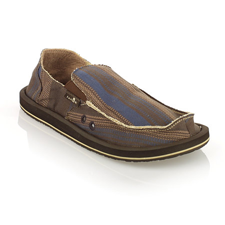 Sanuk The Donny Sandals Men's (Multi Blue)