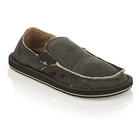 Sanuk The Vagabond Sandals Men's (Charcoal)