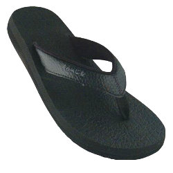 Sanuk Yoga Mat Sandals Women's (Black)