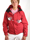 Sessions B4BC Madonna Jacket Women's (Red)