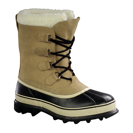Sorel Caribou Winter Boots Men's (Buff)