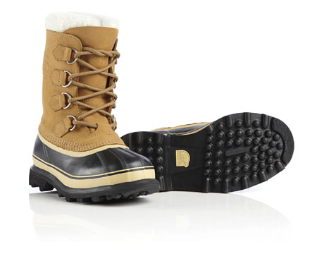 Sorel Caribou Winter Boots Women's (Buff)