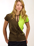 Spyder Enemy Short Sleeve Top Women's (Bug)