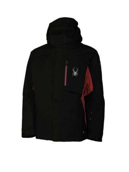 Spyder Evade Systems Jacket Men's (Black / Red)