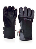 Spyder Traverse GORE-TEX Ski Glove Men's (Black / Grey)
