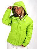 Spyder Zulu Winter Jacket Women's (Lime)