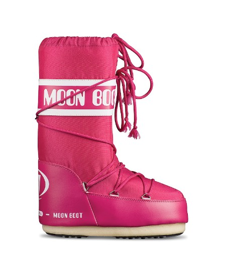 Tecnica Moon Boot Nylon (Bouganville)