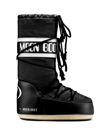 Tecnica Moon Boot Nylon (Black)
