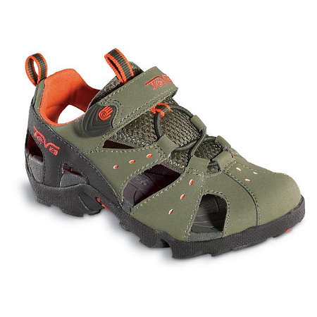 Teva Dozer Trail Shoes Kids' (Burnt Olive)
