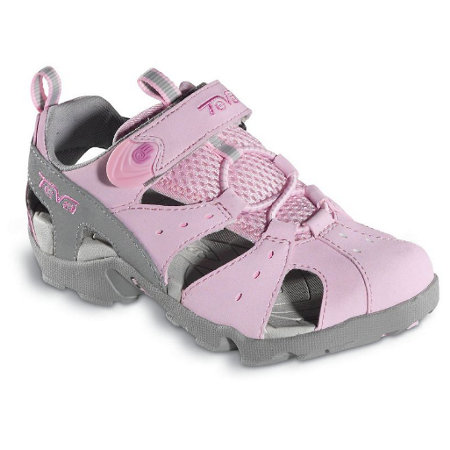Teva Dozer Trail Shoes Kids' (Pink Mist)