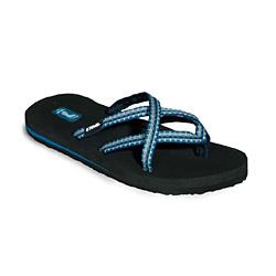 Teva Olowahu Flip Flop Women's (Little Bay Blue)