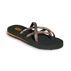 Teva Olowahu Flip Flop Women's (Method Brown)