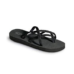 Teva Olowahu Flip Flop Women's (Mix B on Black)