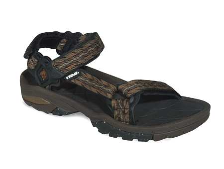 Teva Terra Fi 3 Sandal Men's (Firetread Coffee)