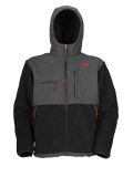 The North Face Denali Hoodie Men's (Black Ripstop)
