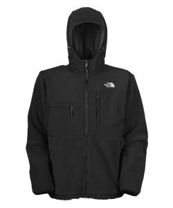 The North Face Denali Hoodie Men's (Black)