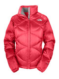 The North Face Aconcagua Jacket Women's (Response Red)