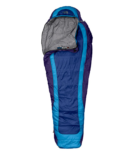 The North Face Aleuthian BX Sleeping Bag (League Blue)