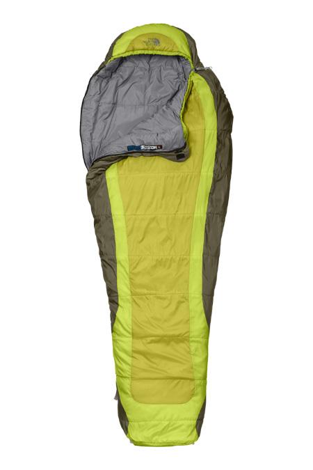 The North Face Aleuthian BX Sleeping Bag (Lantern Green)