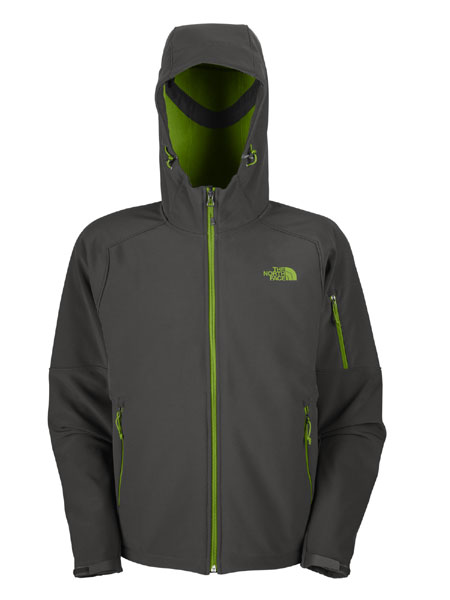 The North Face Apex Android Hoodie Men's (Asphalt Grey)