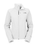 The North Face Apex Bionic Soft Shell Jacket Women's (White)