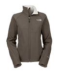 The North Face Apex Bionic Soft Shell Jacket Women's (Weimaraner Brown)
