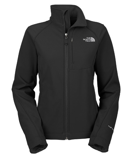 The North Face Apex Bionic Soft Shell Jacket Women's (Black)