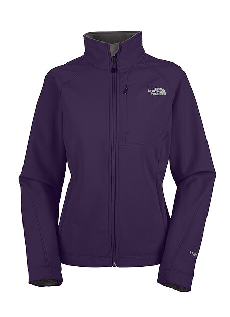 The North Face Apex Bionic Soft Shell Jacket Women's (Black Cher
