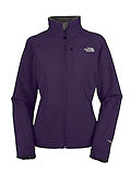 The North Face Apex Bionic Soft Shell Jacket Women's (Black Cherry Purple)