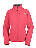 The North Face Apex Bionic Soft Shell Jacket Women's (Snowcone Red)