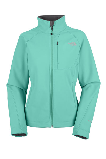 The North Face Apex Bionic Soft Shell Jacket Women's (Viridian G