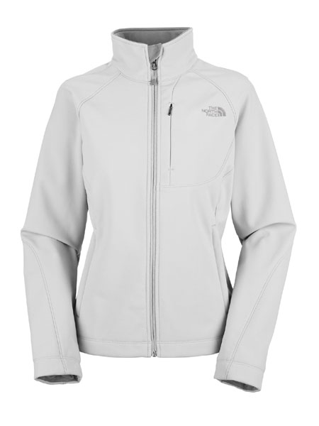 The North Face Apex Bionic Soft Shell Jacket Women's (TNF White)