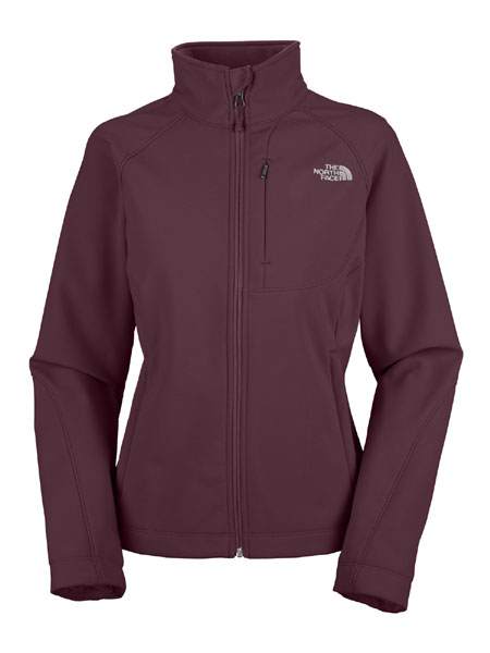 The North Face Apex Bionic Soft Shell Jacket Women's (Squid Red)