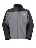 The North Face Apex Bionic Soft Shell Jacket Men's (Zinc Grey )