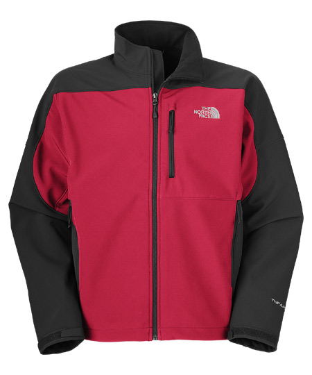 The North Face Apex Bionic Softshell Men's (TNF Red)