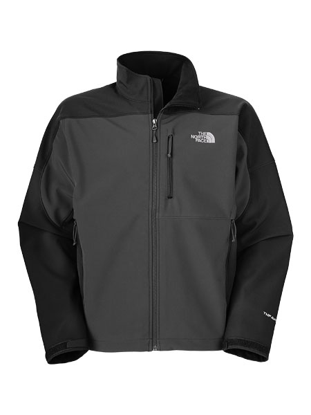 The North Face Apex Bionic Softshell Men's (Asphalt Grey)