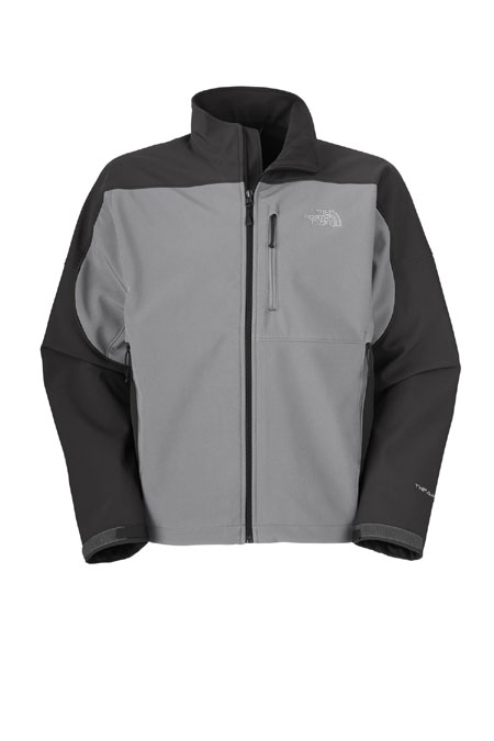 The North Face Apex Bionic Soft Shell Jacket Men's (Metallic Sil