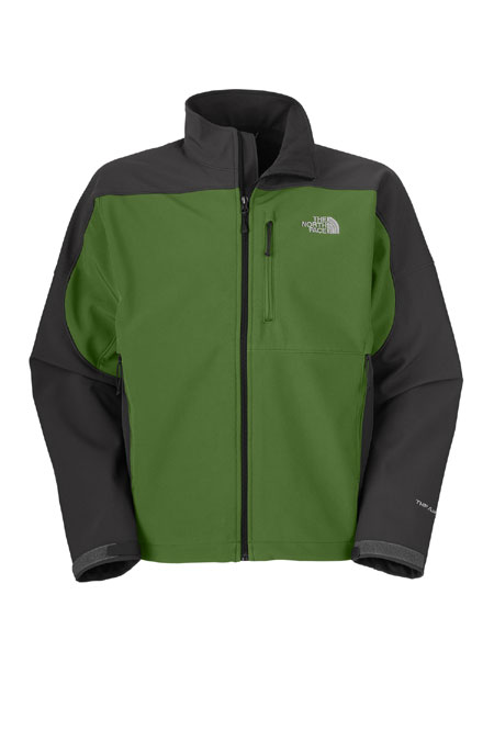 The North Face Apex Bionic Soft Shell Jacket Men's (Sullivan Gre
