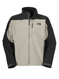 The North Face Apex Bionic Soft Shell Jacket Men's (Vintage White)
