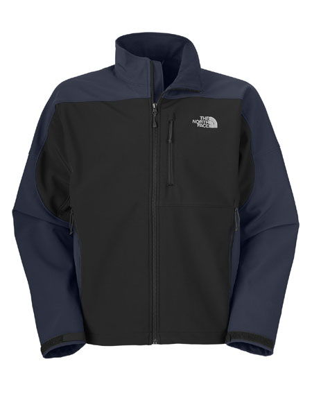 The North Face Apex Bionic Soft Shell Jacket Men's (TNF Black /