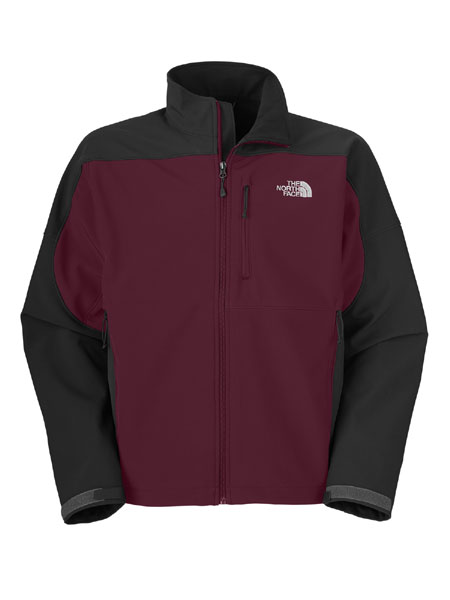 The North Face Apex Bionic Soft Shell Jacket Men's (Sequoa Red)