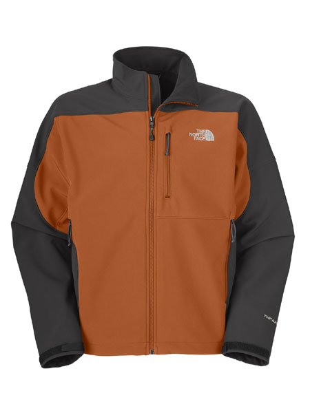 The North Face Apex Bionic Soft Shell Jacket Men's (Bombay Orang