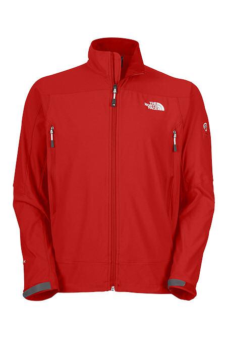 The North Face Apex Elixir Jacket Men's (Centennial Red)