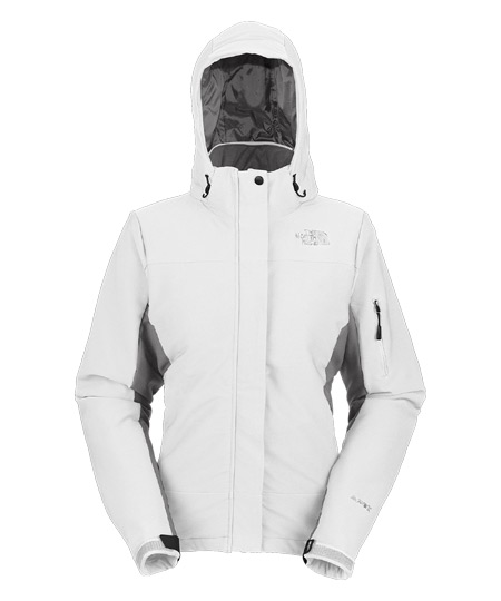 The North Face Apex Paradigm Jacket Women's (White / White)