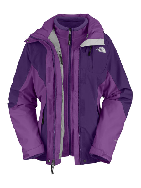 The North Face Atlas Triclimate Jacket Women's (Parachute Purple