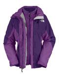 The North Face Atlas Triclimate Jacket Women's (Parachute Purple)